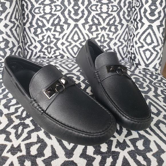 NWOT Hermes Irving Loafer Men Shoes